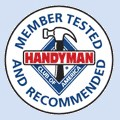 Shield of Handyman Club of America Member Tested