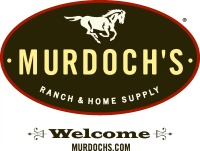 Murdoch's logo that links to their store finder page